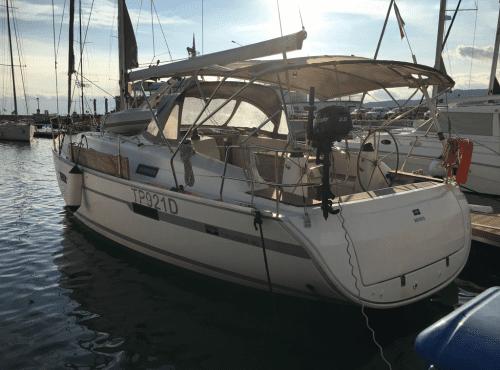 Enrica Sailing Boat