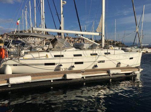 Paola Sailing Boat