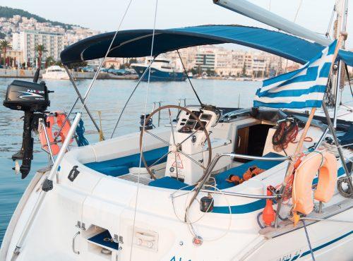 Aiolis Sailing Boat