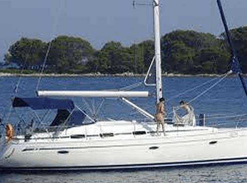 Dimitra Sailing Boat