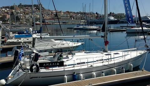 Amalia Sailing Boat